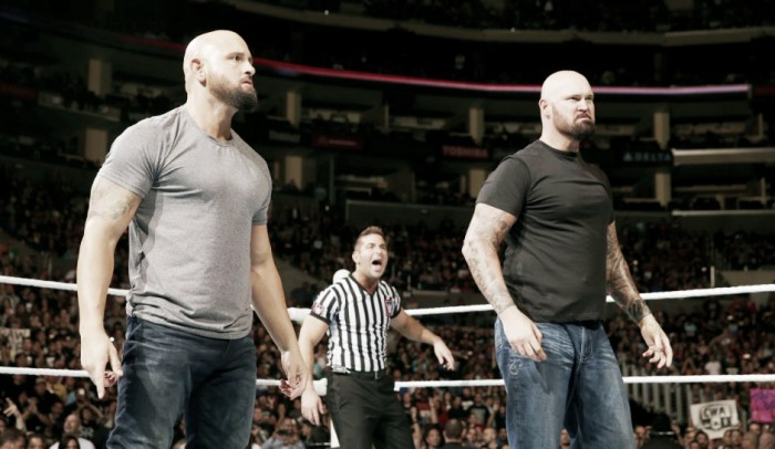 Karl Anderson and Doc Gallows debut on Raw