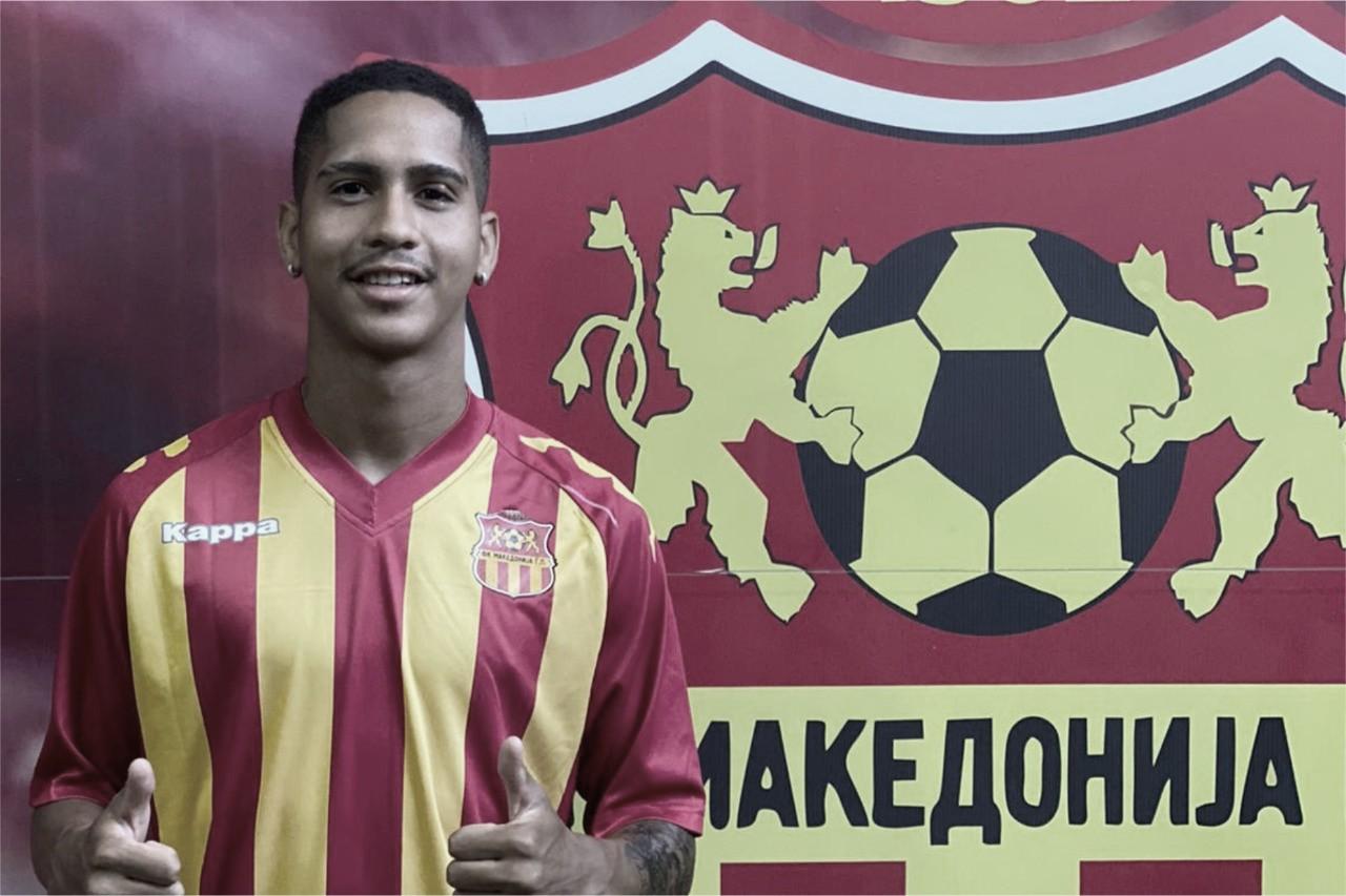 Jovem atacante Anderson Barbosa fala sobre adaptação e revela expectativaem disputar Europa League