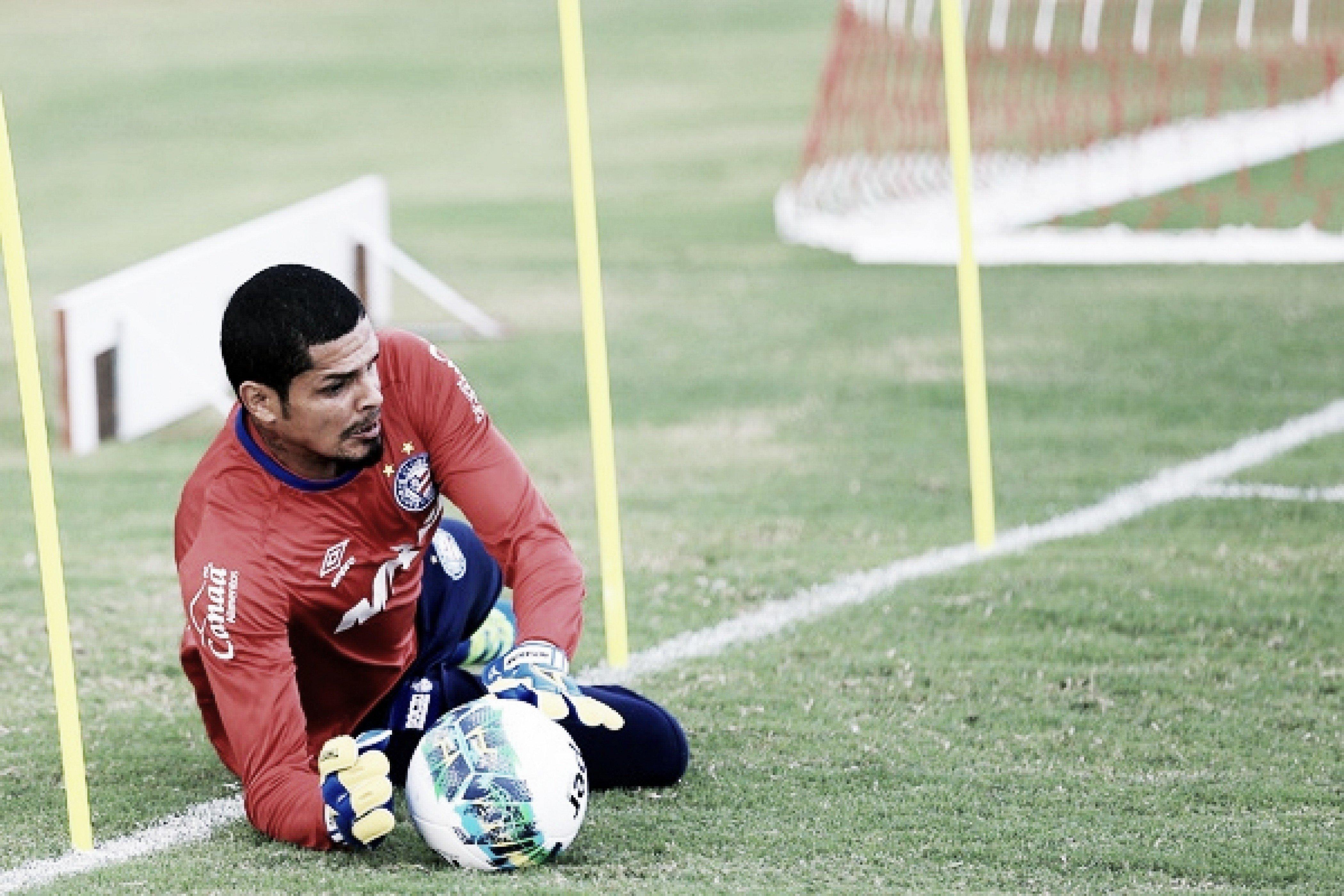 Anderson sente lesão na panturrilha e desfalca Bahia contra o Palmeiras
