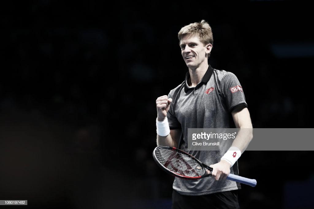 Anderson logra la victoria en su debut en Londres