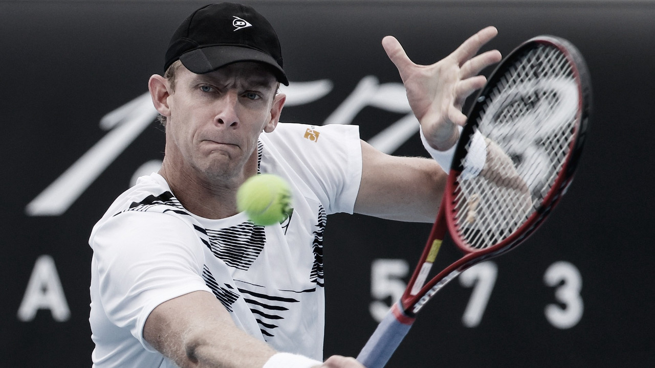 Comenzaron a desarrollarse los dos torneos ATP en Melbourne