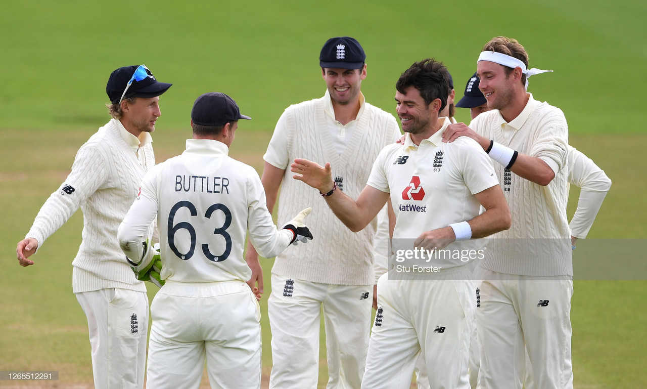 India vs England: First Test Day Five - England wrap up historic victory