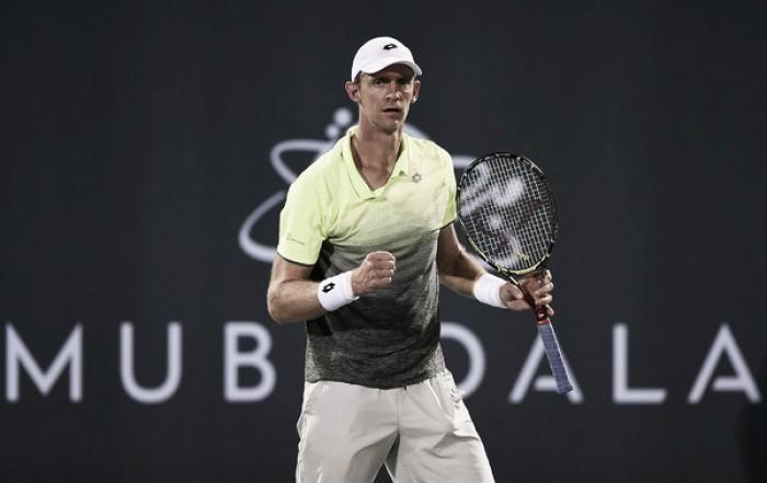 Anderson vence a Bautista y se hace con el título en Abu Dhabi