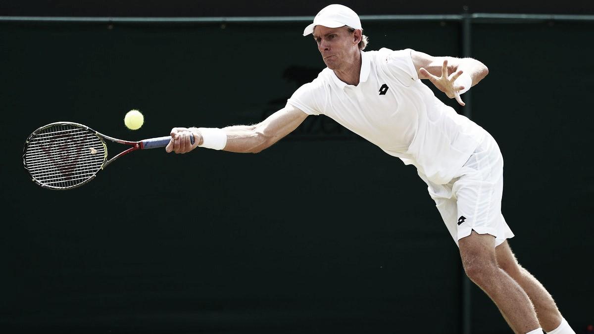 Anderson domina e vence fácilKohlschreiber para chegar à quarta rodada de Wimbledon