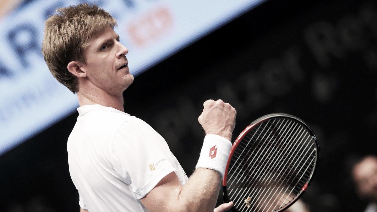 Anderson supera Nishikori com autoridade e conquista ATP 500 de Viena