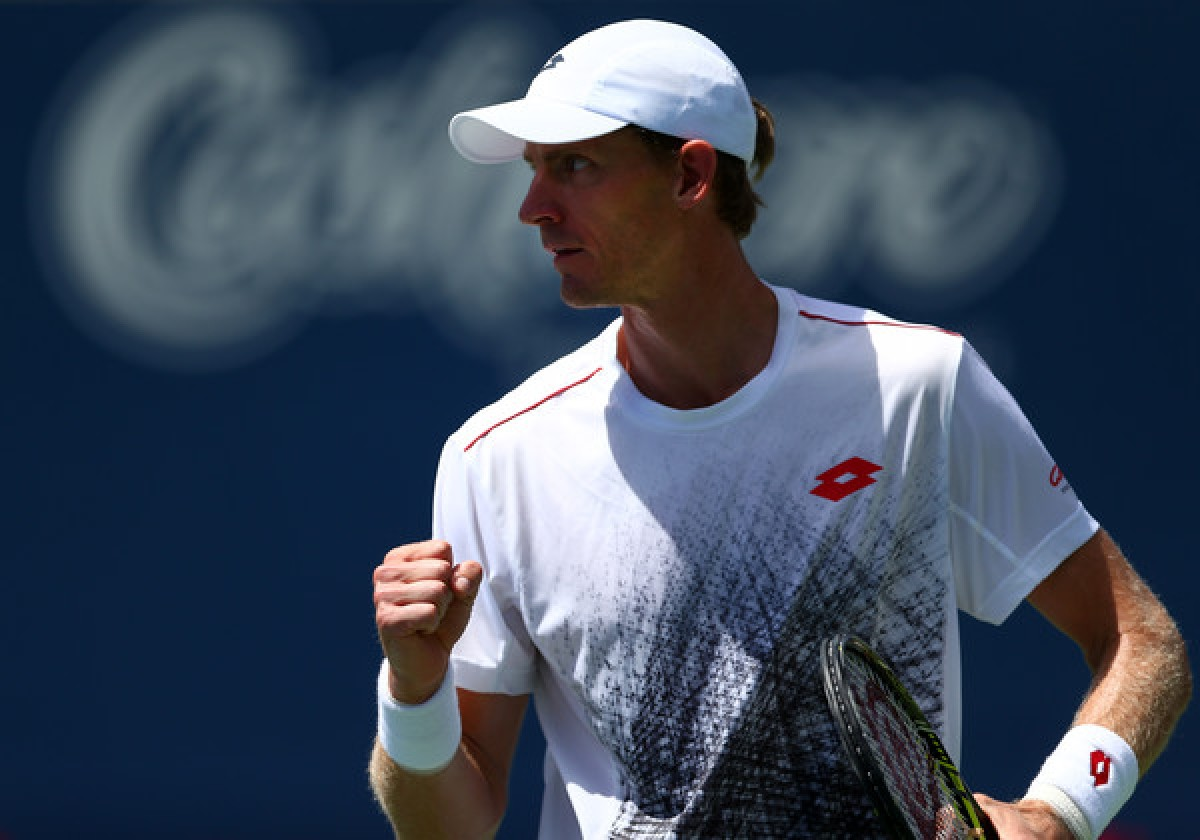 ATP Rogers Cup: Kevin Anderson finally breaks through in Canada