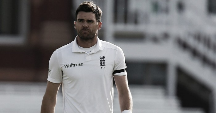 James Anderson doubtful for the first test with Pakistan due to shoulder injury