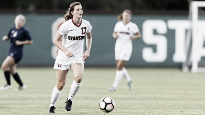 VAVEL USA Exclusive: Stanford standout Andi Sullivan on the rise