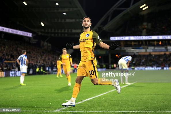 At it happened: Brighton come from behind to defeat Huddersfield
