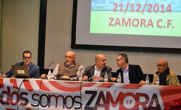 400.000 euros de presupuesto para un nuevo Zamora CF