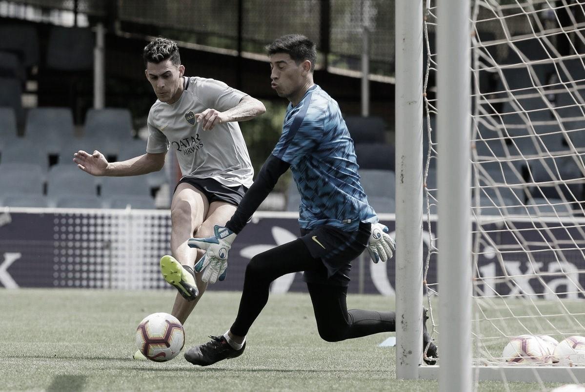Atención Boca: Sampaoli quiere a dos jugadores del equipo.