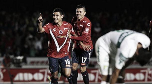 En peleado partido, Veracruz vence a un agresivo León