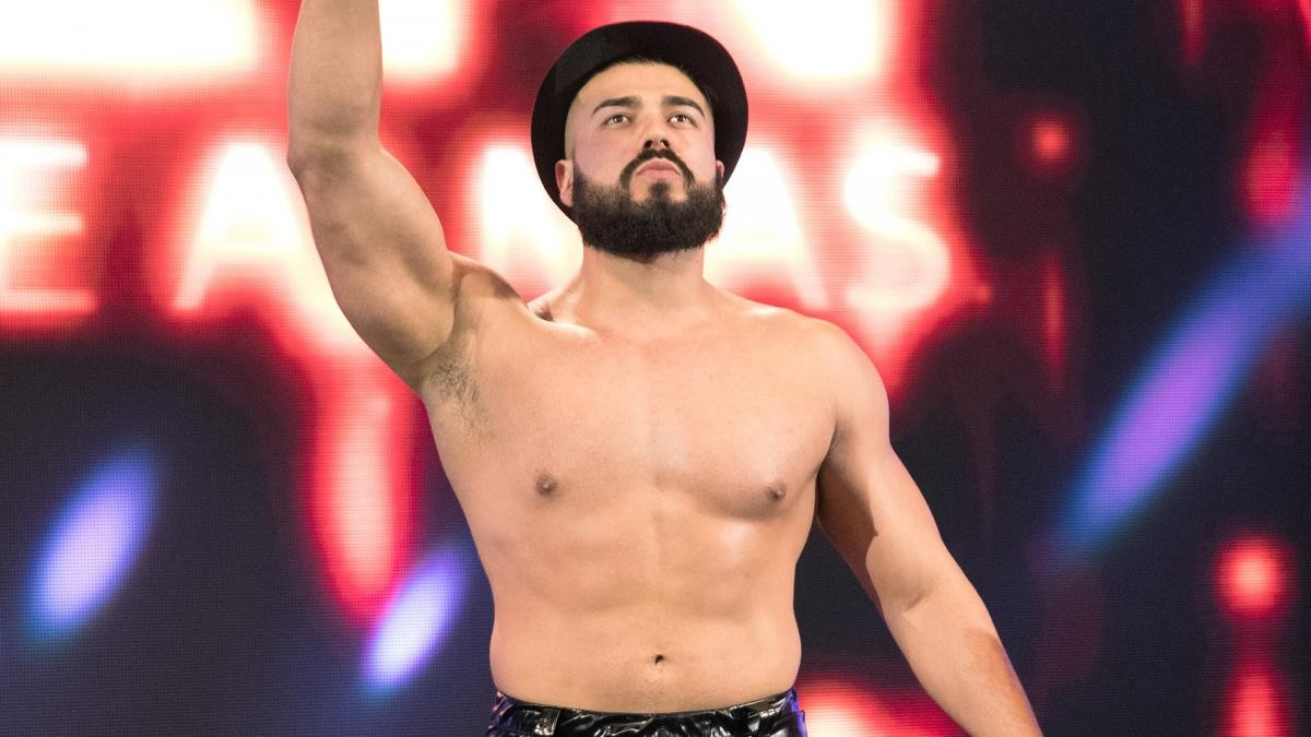 "Andrade ""Cien"" Almas Is Coming To SmackDown Live"