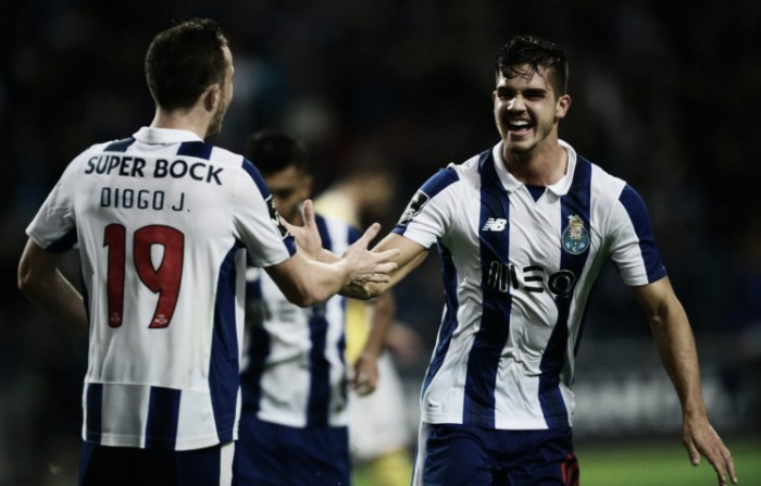 FC Porto x Arouca: Dragões voam para liderança