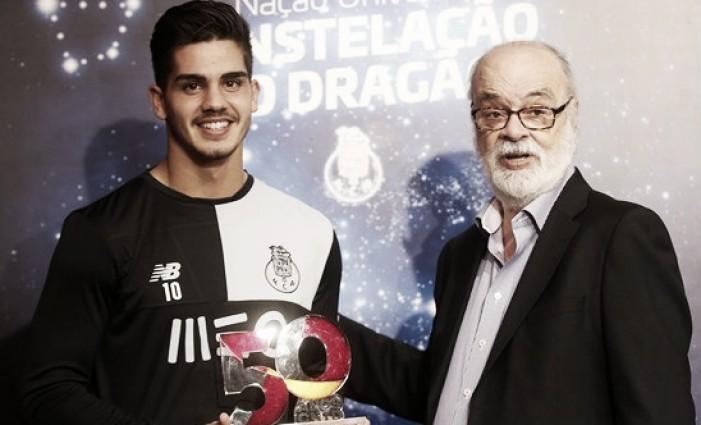 André Silva elegido mejor jugador 2015/2016 de la Segunda Liga
