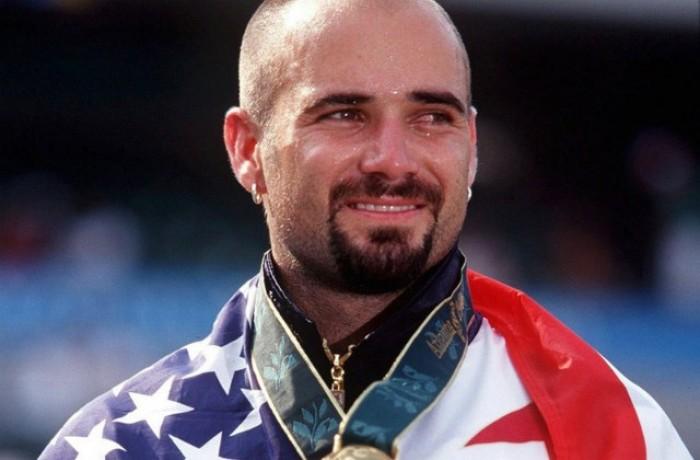 Olympic stories - L'oro di Agassi in patria