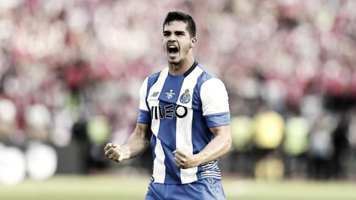 Porto, André Silva in conferenza stampa, tra gol a Buffon e aggressività