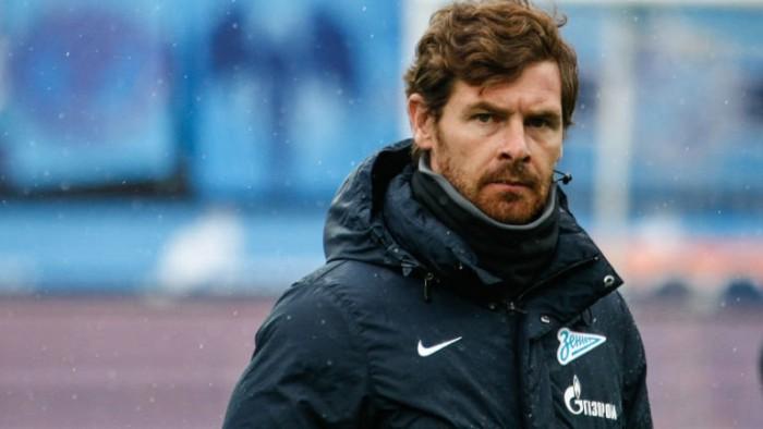 Zenit, Villas Boas spera di giocarsi la sfida col Benfica in casa