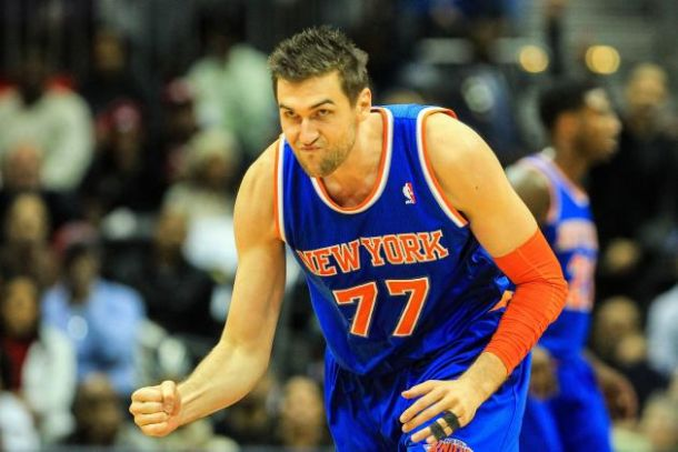 Bargnani Wants To Win A Championship With His Next Team