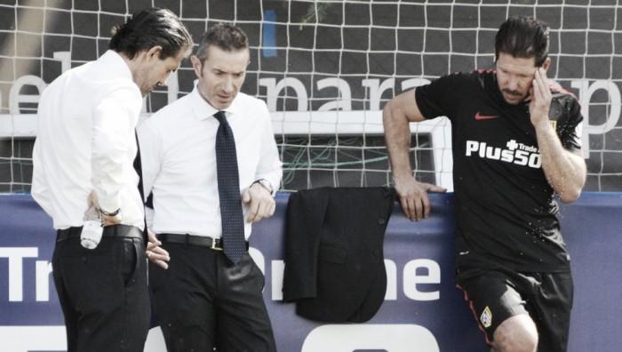 Andrea Berta podría dejar el Atlético