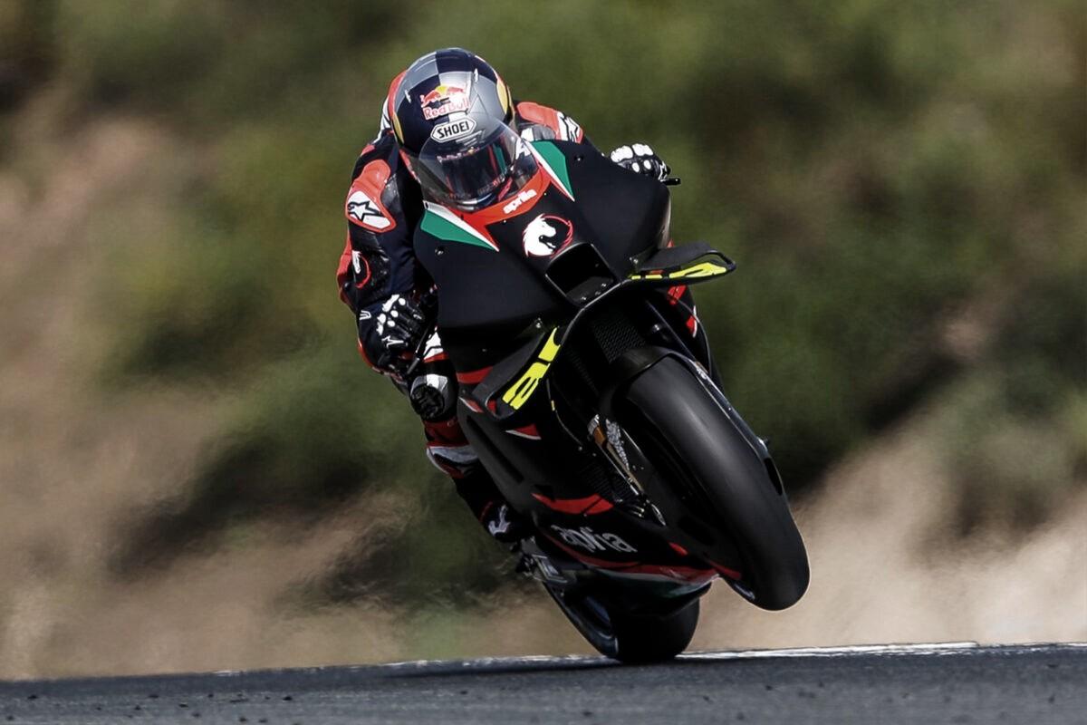 Andrea Dovizioso vuelve a subirse en una MotoGP