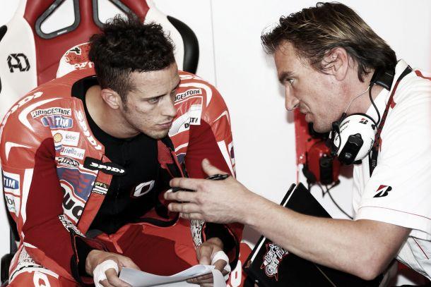 """Andrea Dovizioso: """"Podemos pensar en estar en el podio"""""""
