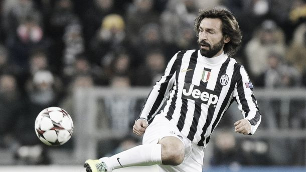 Andrea Pirlo racconta la sua Champions dal Milan alla Juve