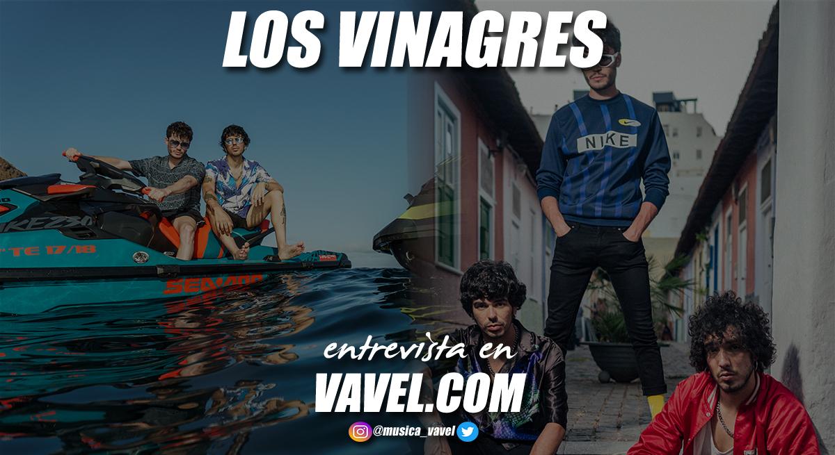 """Entrevista. Los Vinagres: """"Vamos a sacar disco nuevo el año que viene"""""""