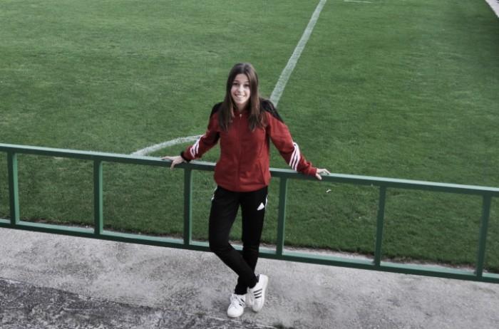 Andrea Barandalla, la ilusión de la joven a la que el fútbol dio la espalda