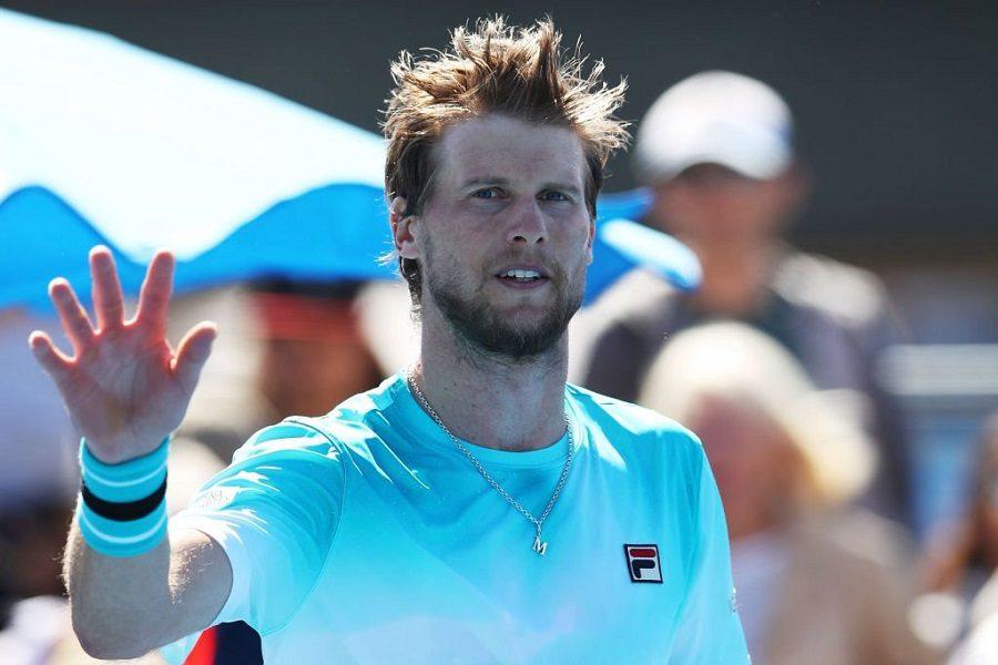 ATP Budapest - Seppi cade al terzo, avanza Berrettini