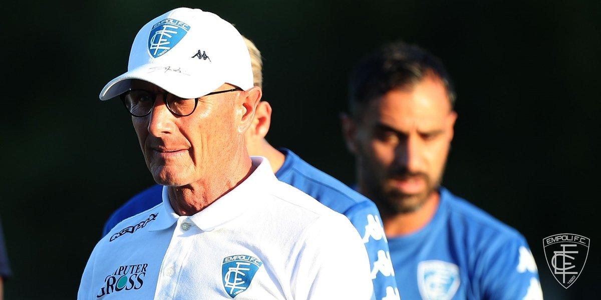 Empoli: Andreazzoli presenta il match-salvezza contro il Frosinone