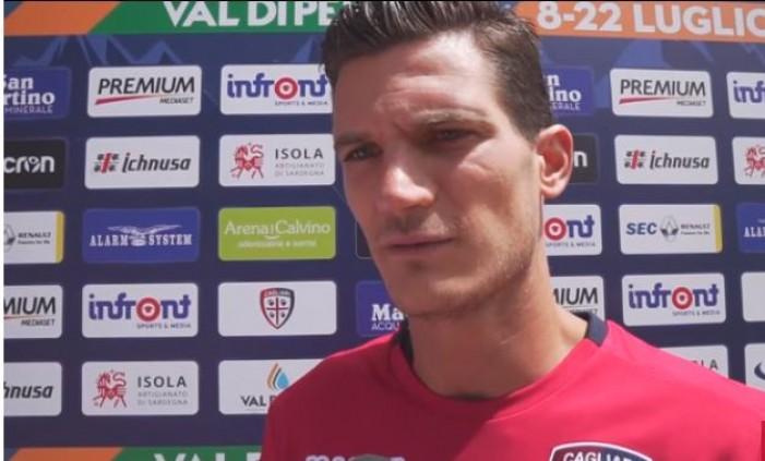 """Cagliari, Andreolli: """"Non voglio più parlare di Inter, convinto dal progetto di Giulini"""""""