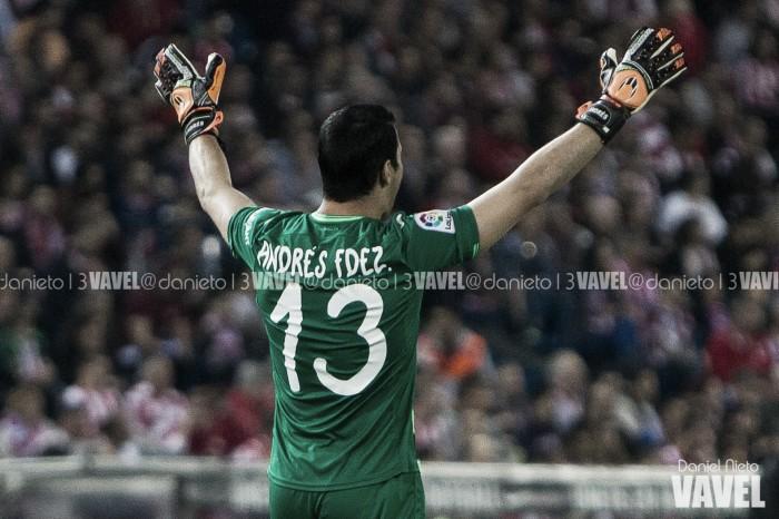 Andrés Fernández se queda en el Villarreal hasta 2021
