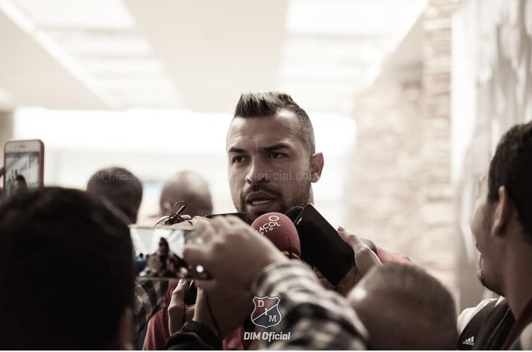 """Andrés Cadavid: """"Tenemos un equipo que debe salir adelante"""""""