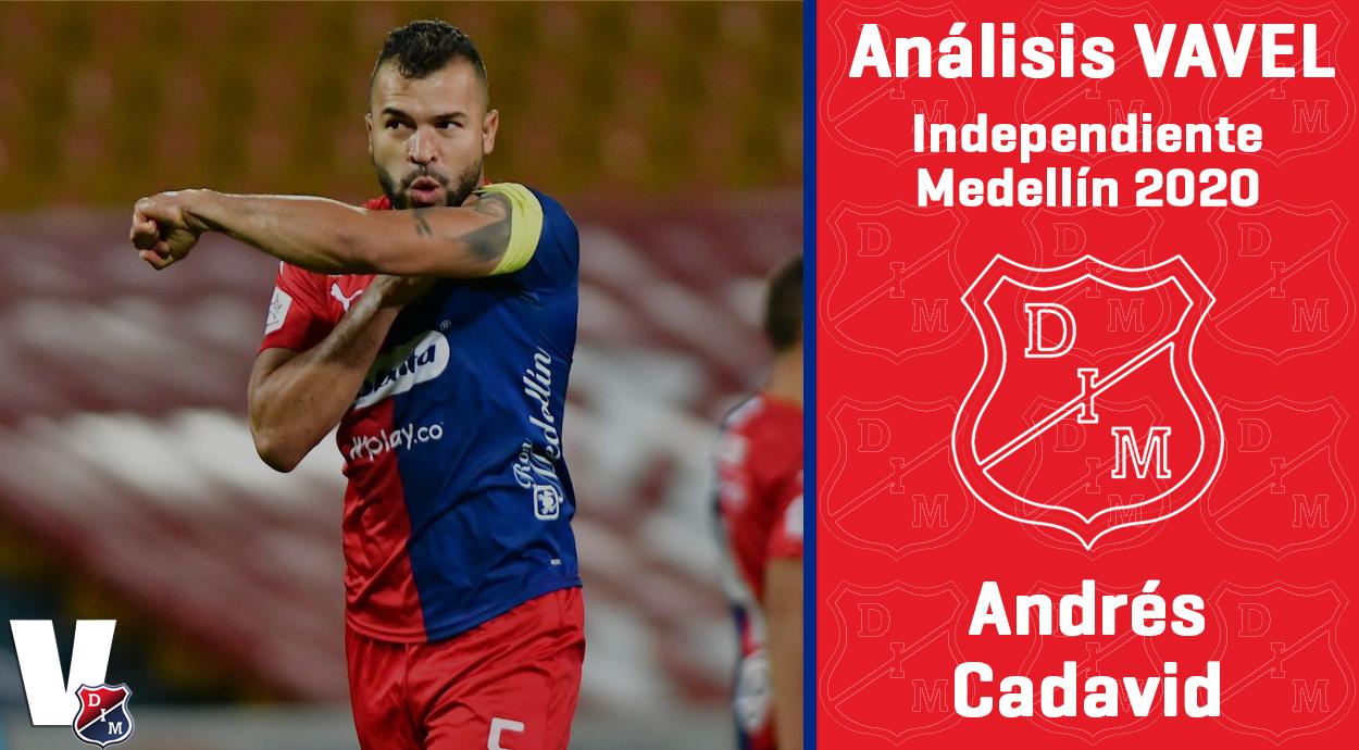 Análisis VAVEL, Independiente Medellín 2020: Andrés Cadavid