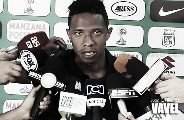 """Andrés Felipe Ibargüen: """"Lo más importante era alzar el título"""""""