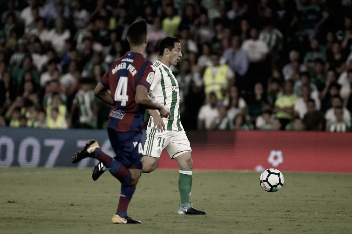 La figura del rival: Andrés Guardado