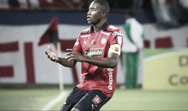 Medellín, Liga Águila 2015-I: Andrés Mosquera