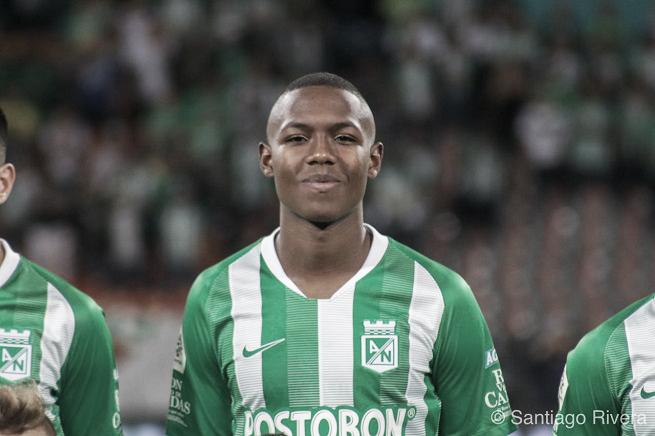 """Andrés Perea: """"Lo daremos todo para sacar los tres puntos ante el Deportivo Cali"""""""