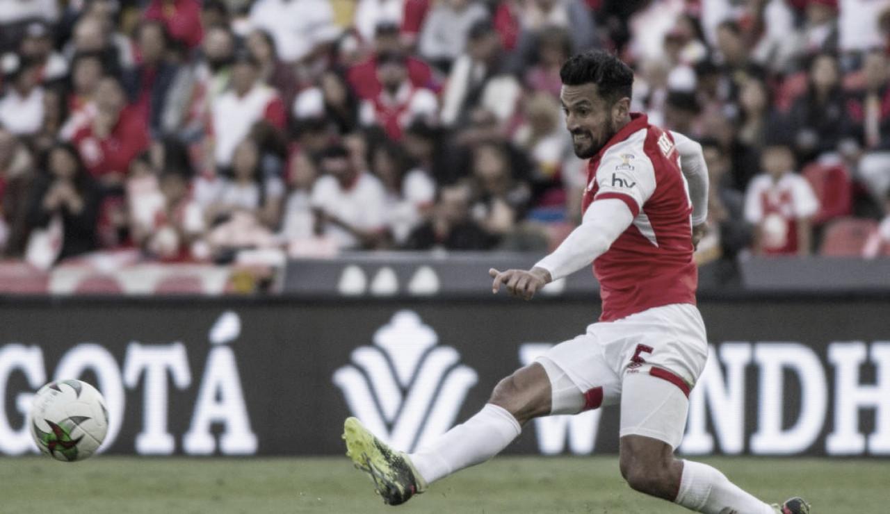 """Andrés Pérez: """"Esto es de constancia y de disciplina, pero también motiva el buen nivel de los compañeros"""""""