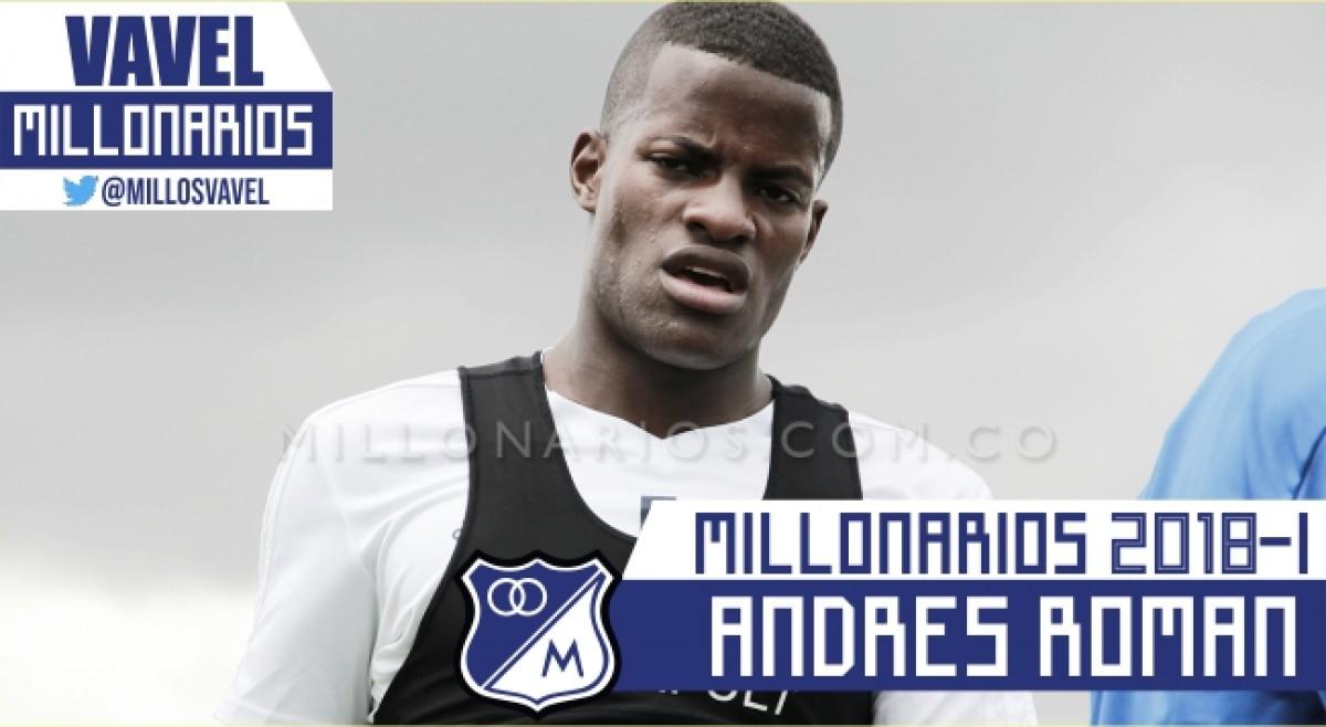 Millonarios 2018-I: Andrés Román
