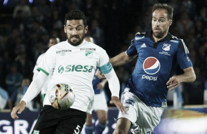 """Andrés Pérez: """"El sueño es conseguir el título de la Copa Libertadores"""""""