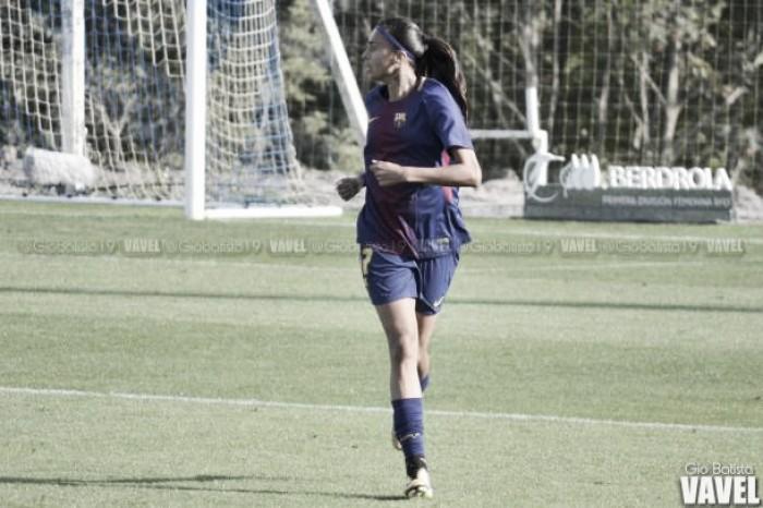 """Andressa Alves: """"Tenemos que adaptar el juego al rival"""""""