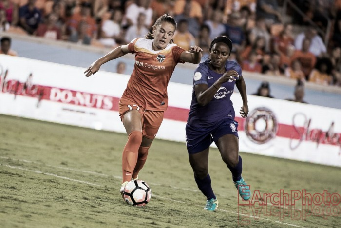 Andressinha named NWSL Player of the Week