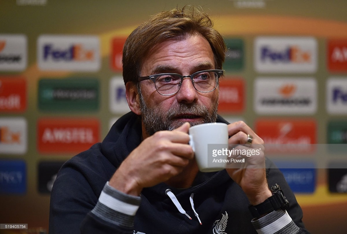 Klopp ahead of Roma tie: We are ready for a perfect atmosphere