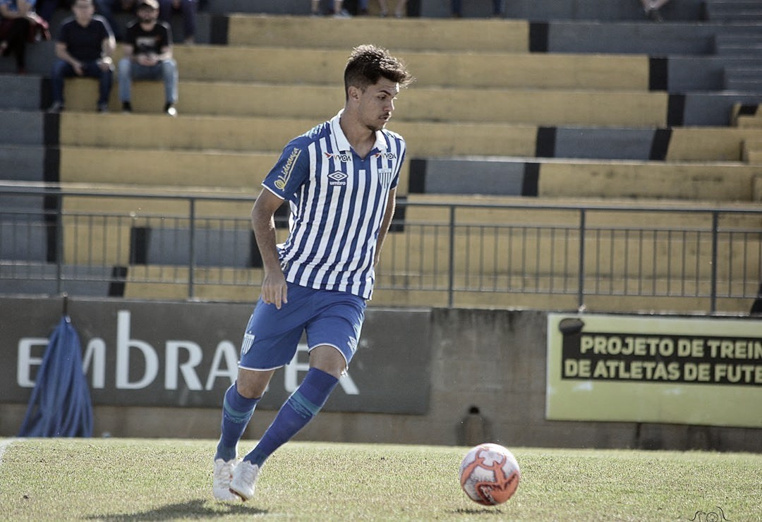 Destaque do Avaí, Andrey Felisberto acredita em classificação nas quartas do Catarinense Sub-17