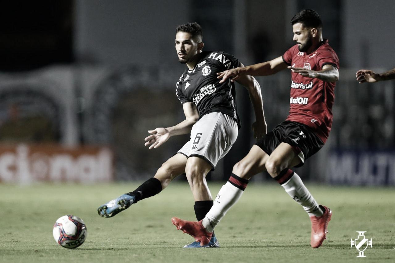 Vasco informa que pedirá anulação de partida contra Brasil e exclusão do VAR na Série B