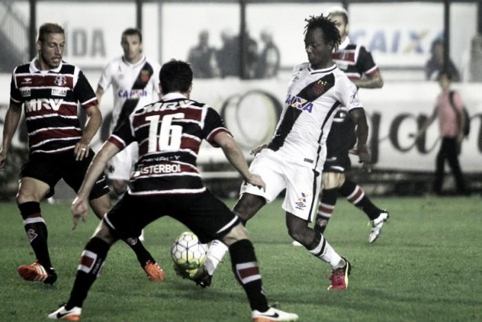 Com vaga em aberto, Santa Cruz recebe Vasco em jogo decisivo pela Copa do Brasil