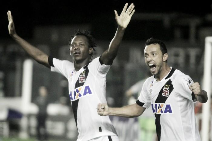 Vasco supera Goiás com gol de Andrezinho e chega a 33 jogos sem perder