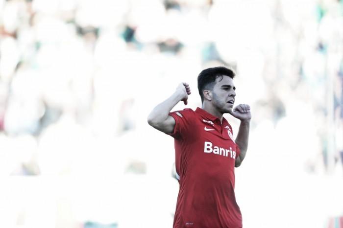 """Andrigo celebra vantagem obtida pelo Inter no Alfredo Jaconi e avalia: """"Fizemos nosso papel"""""""